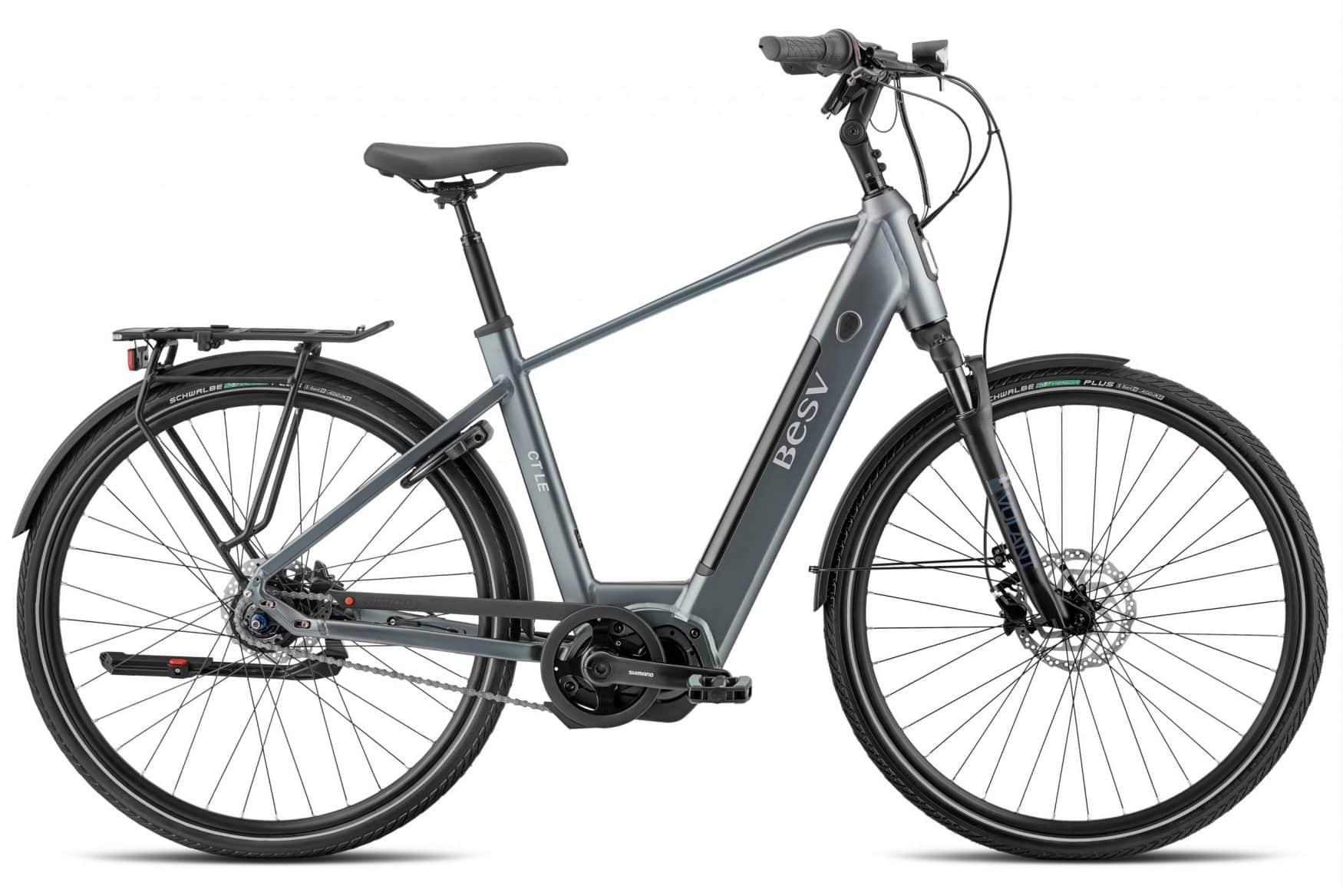 city e-bike CT LE|BESV