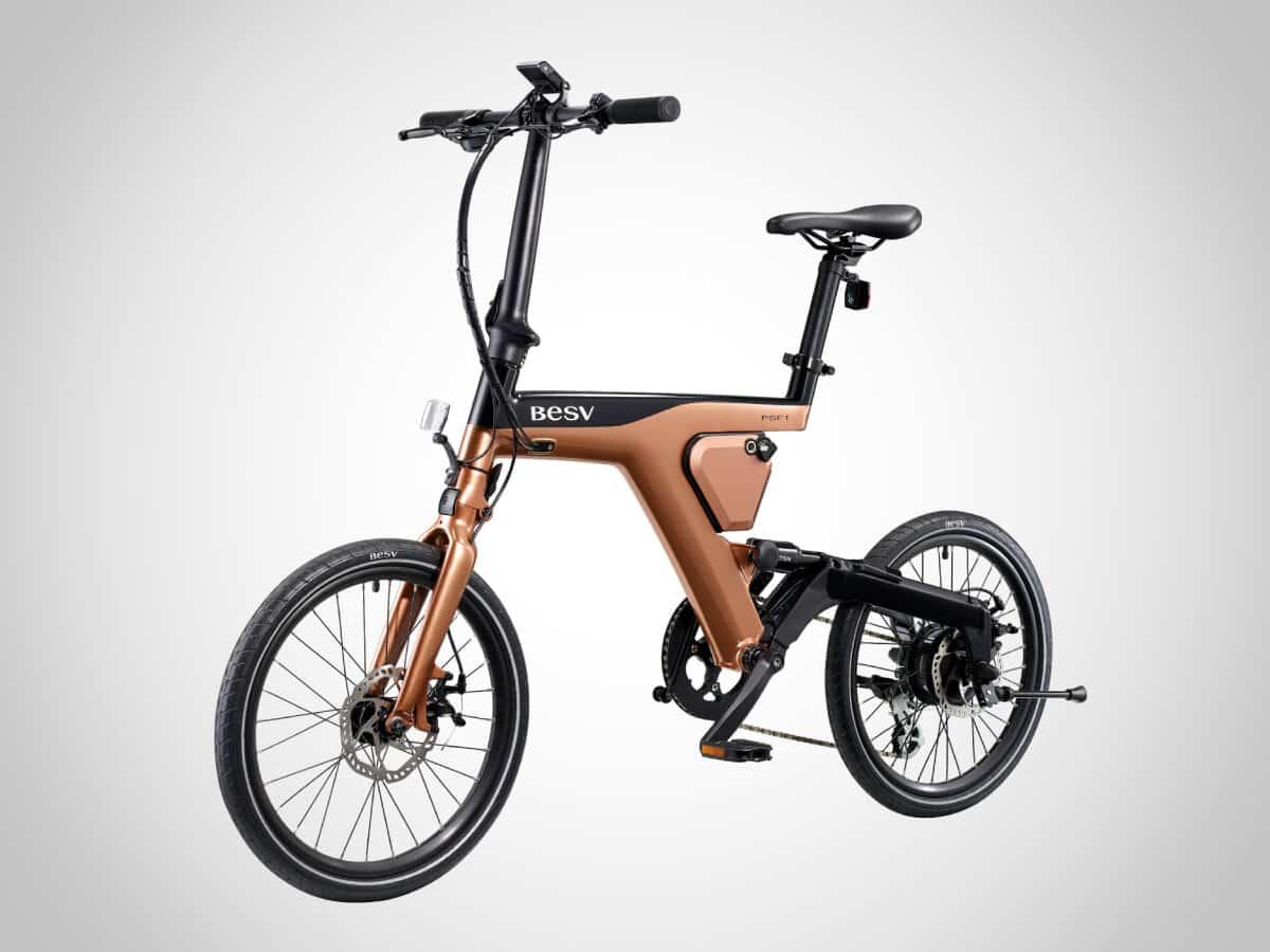 folding e-bike PSF1|BESV