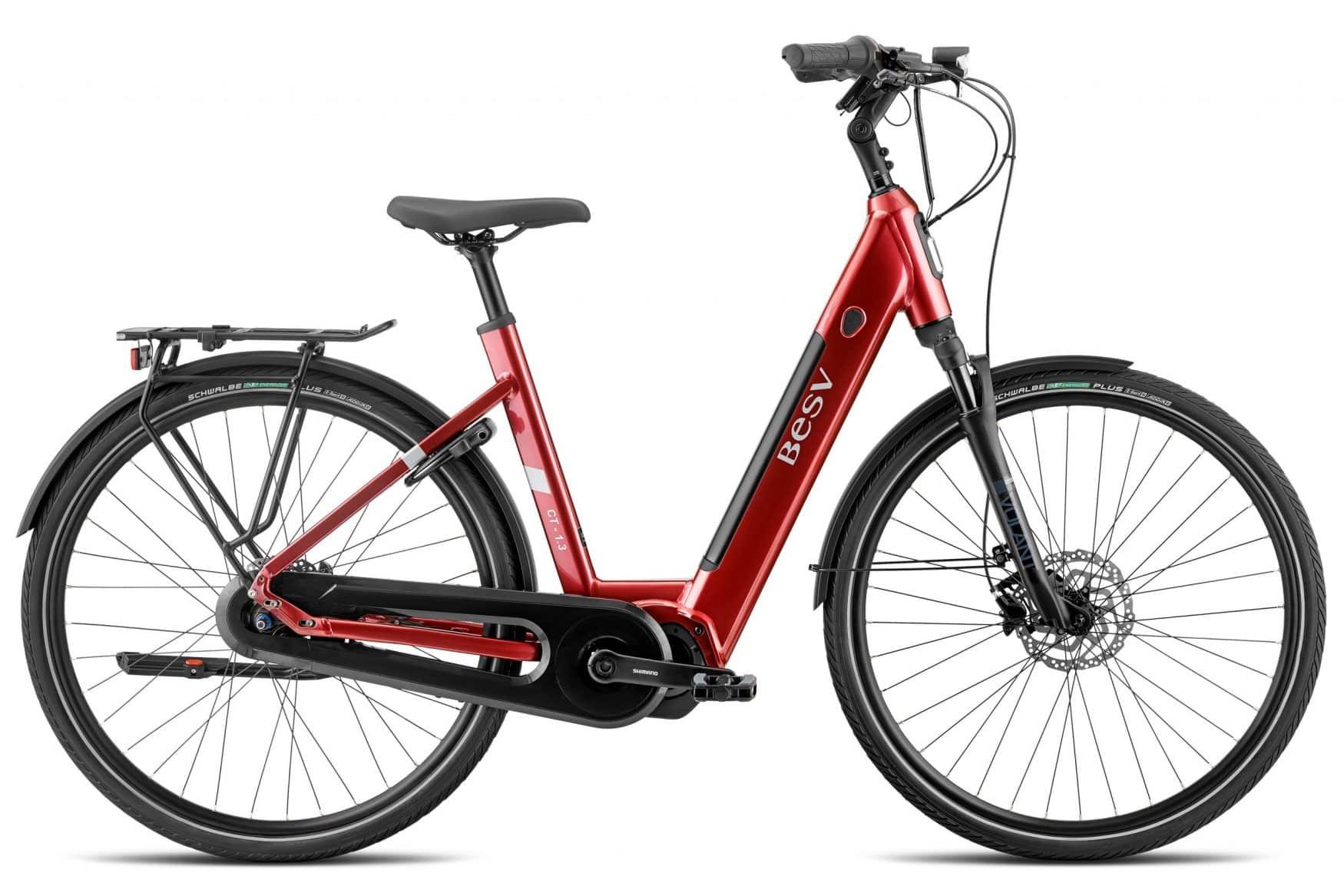 city e-bike CT 1.3 BESV
