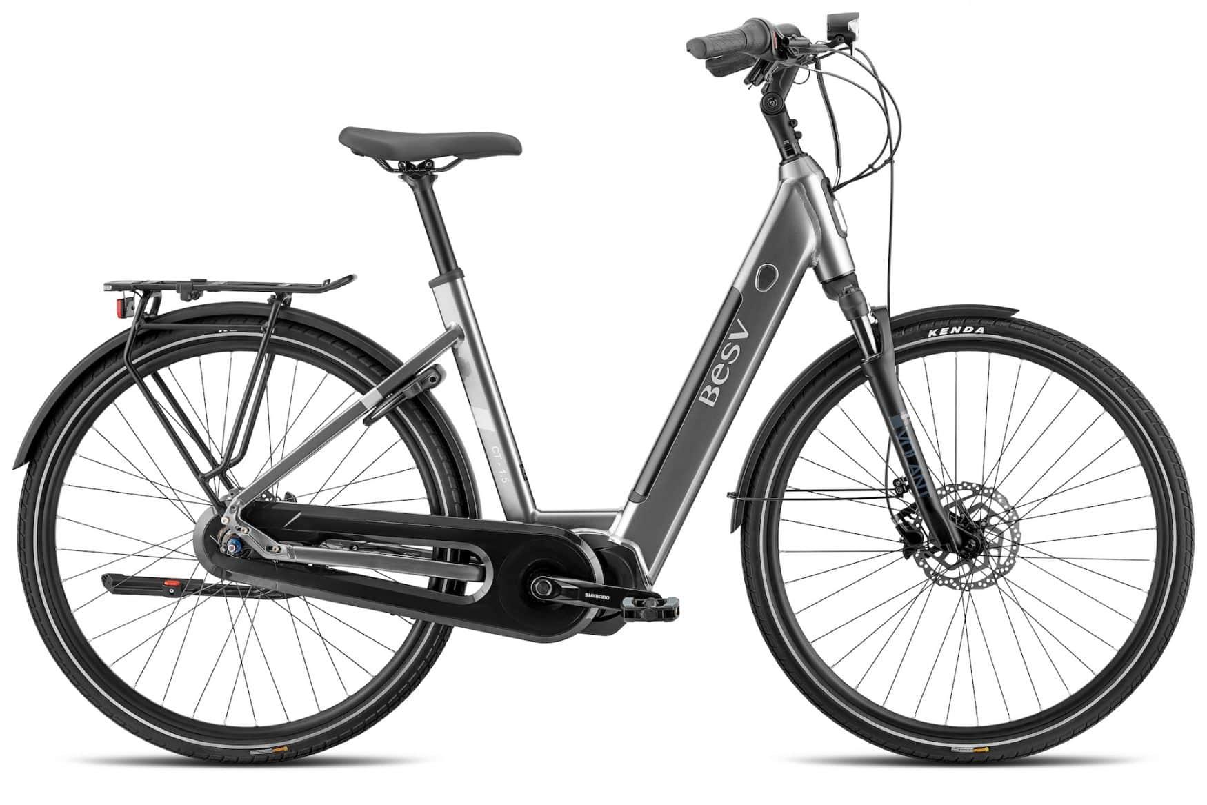 city e-bike 1.5 LS|BESV