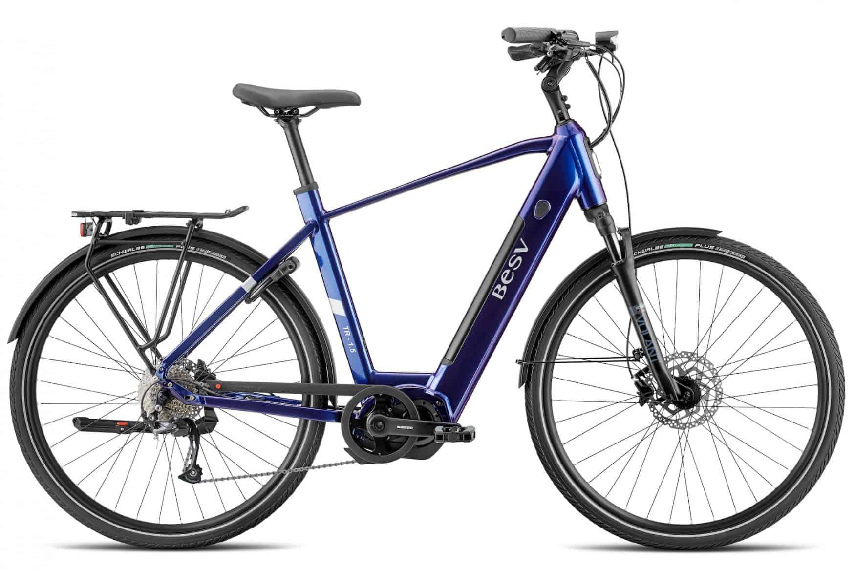 Trekking e-bike TR 1.5|BESV