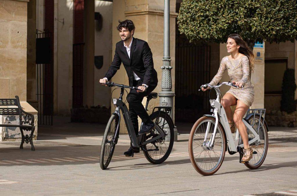 Pendeln mit einem E-Bike.|BESV