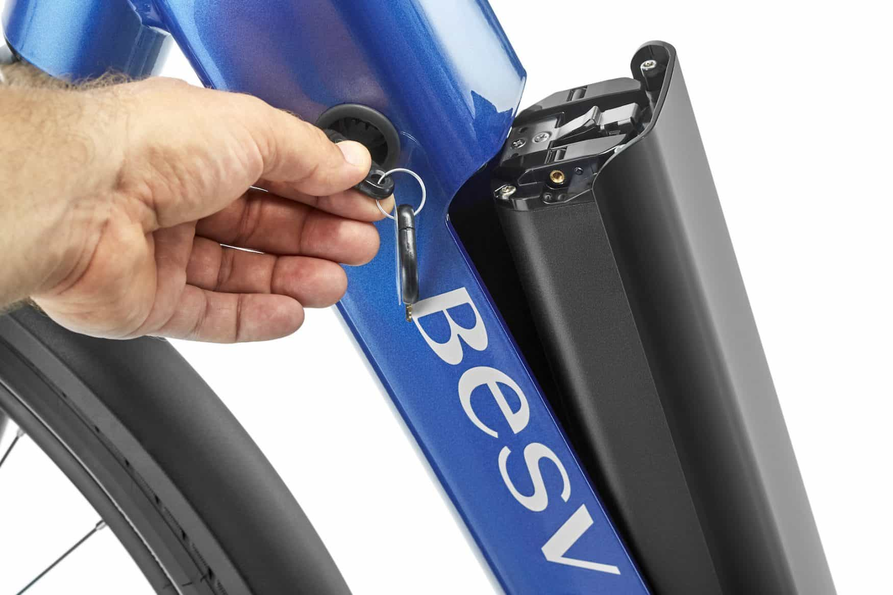 CT 1.1 city e bike |BESV