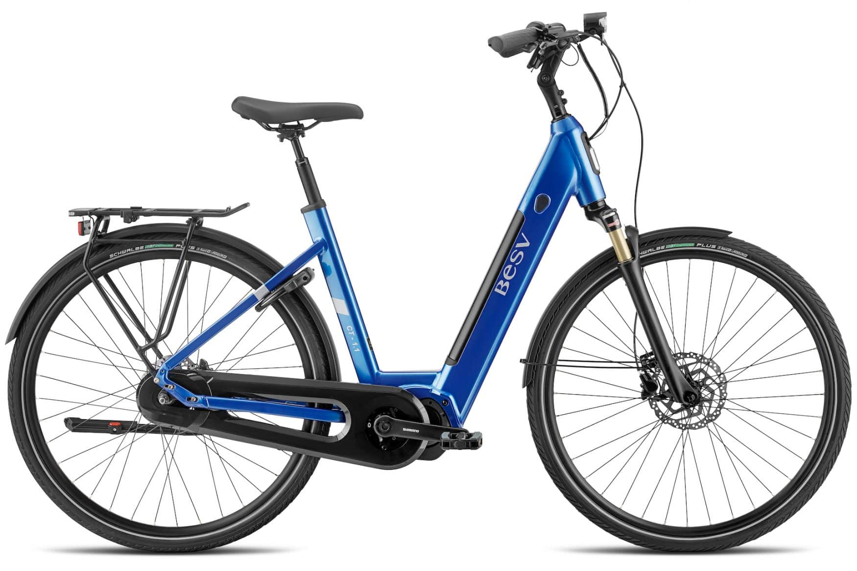 City e bike CT 1.1 2021 BESV CT 1.1 Low Step|BESV