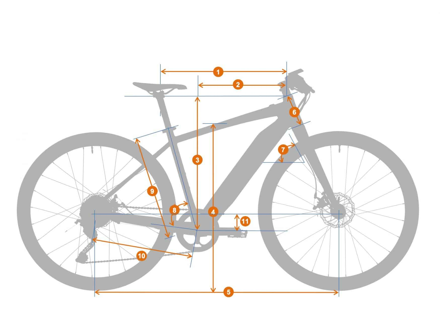 city e-bike JF1|BESV