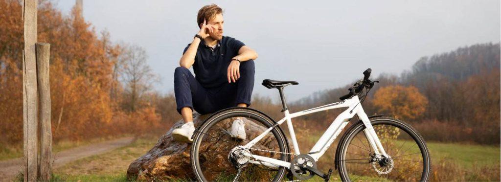 BESV e-bikes outdoors| BESV
