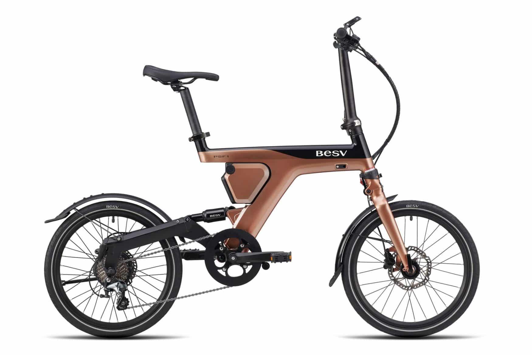 Opvouwbare e-bike PSF11 BESV