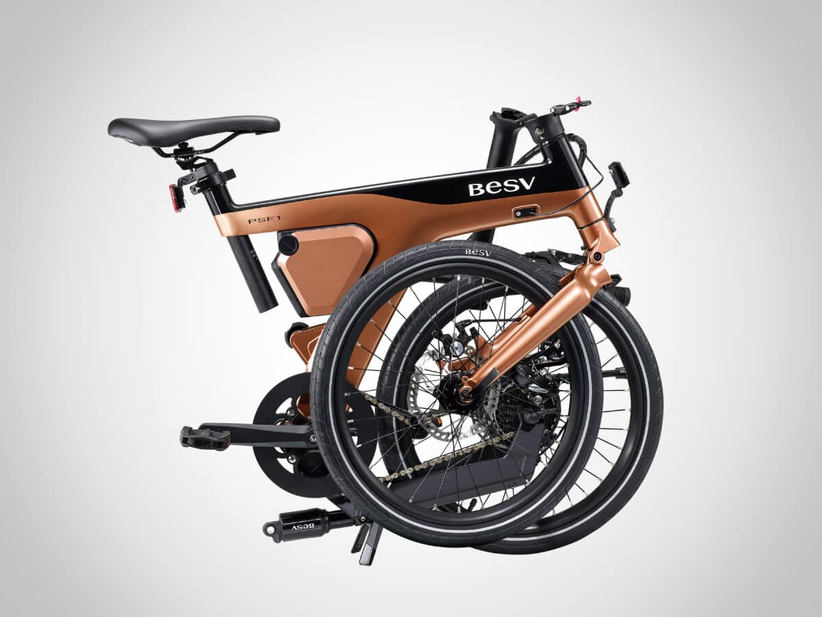 folding e-bike PSF1