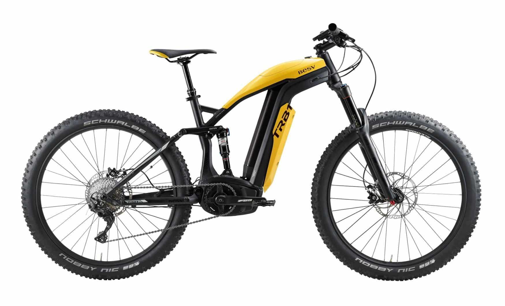e-bike TRB1 AM|BESV