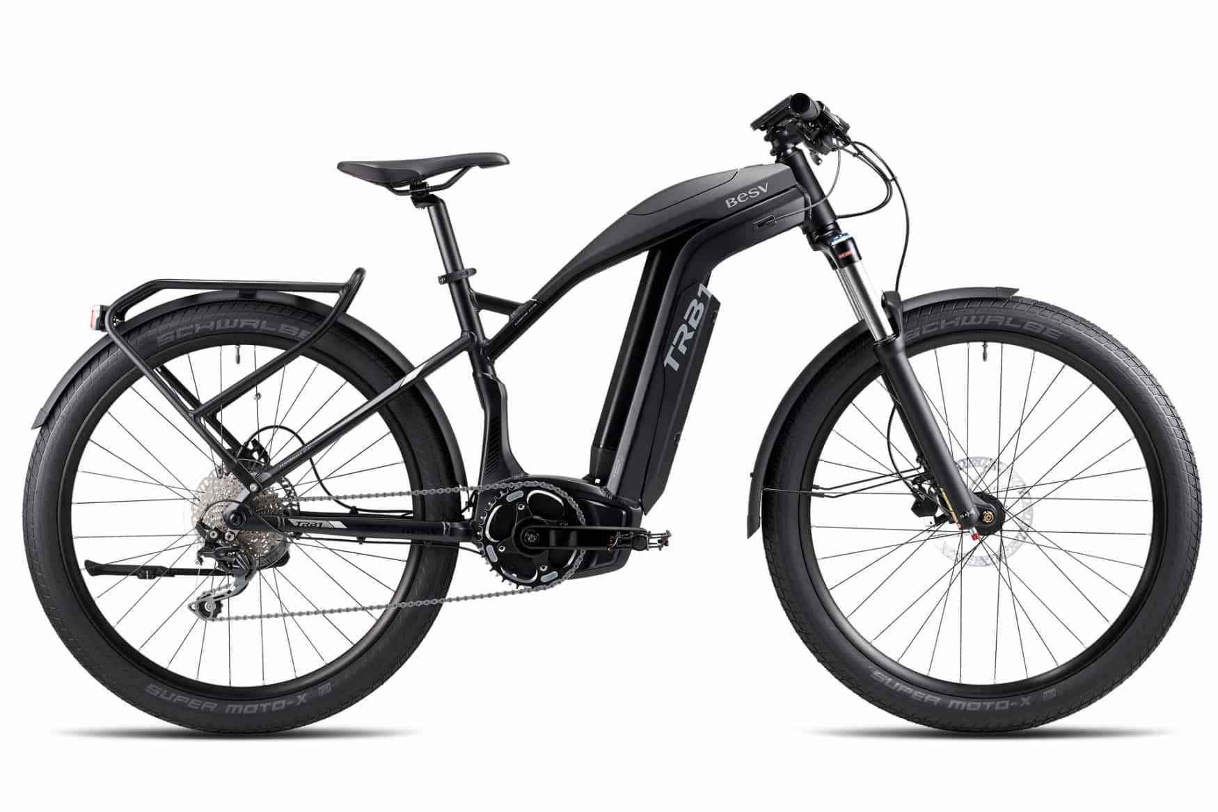 Urban e-bike TRB1 Urban|BESV